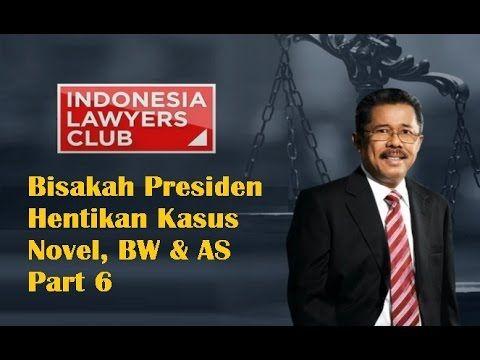 ILC 11 Februari 2016 Bisakah Presiden Hentikan Kasus Novel, BW & AS Part 6