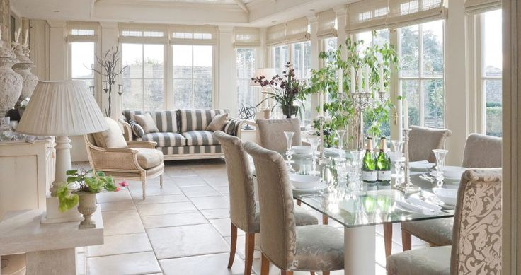 Classical And Elegant Conservatory Furniture from InteriorsByVale.Com