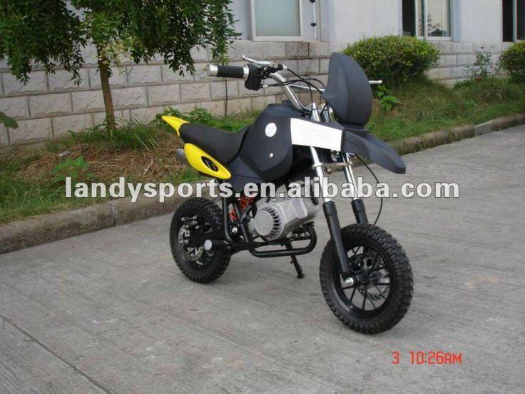 50cc best mini black dirt bike for kids (LD-DB219) $1~$300