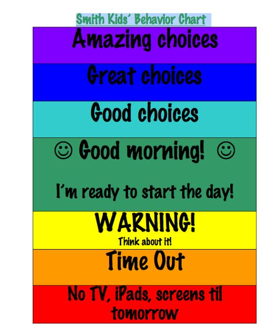 Best  Kids Behavior Charts Ideas On   Chores For Kids