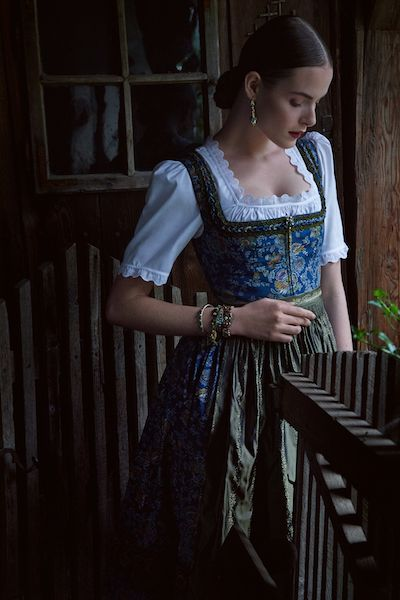 Lena Hoschek Tradition Dirndl Käthe