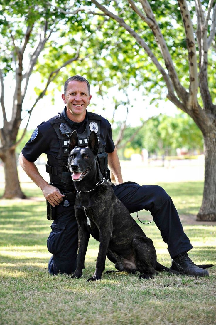 RIP K9 Ofc. Chucky of the Gilbert Police Department
