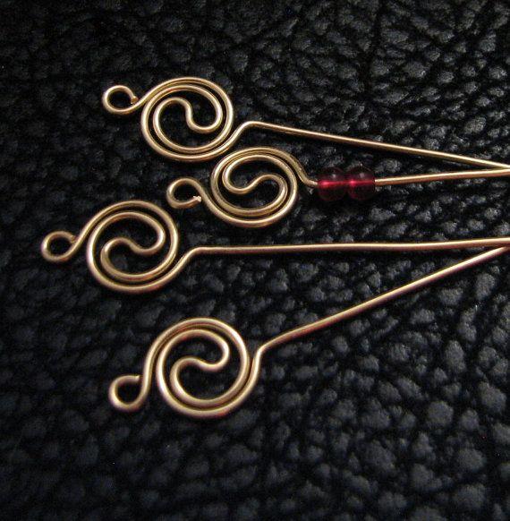 Hey, I found this really awesome Etsy listing at https://www.etsy.com/listing/271961286/yin-yang-swirl-headpins-fancy-headpins