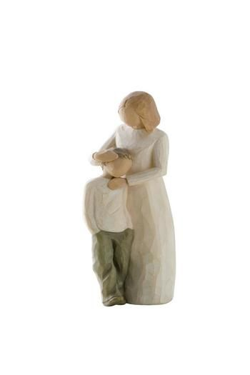 36.99$ Watch here - http://viixb.justgood.pw/vig/item.php?t=e18iet01788 - Mother And Son Figurine