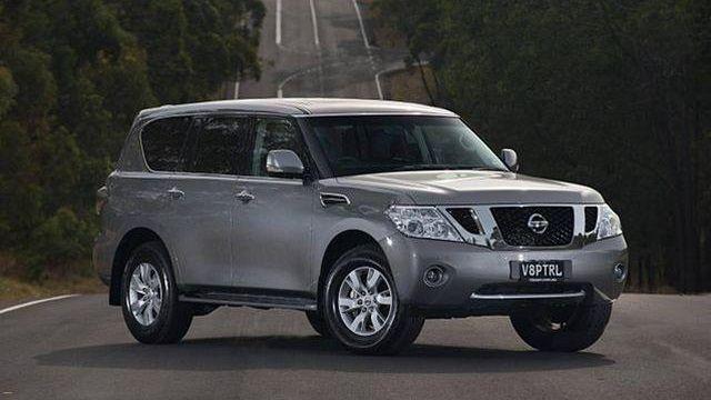 Le premier Nissan Patrol « made in Nigeria » est sorti d'usine