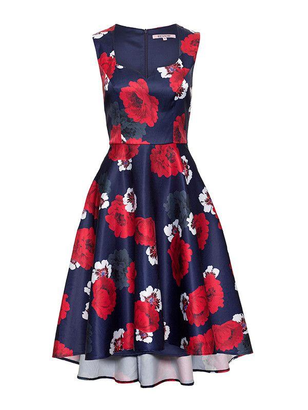 Oriental Bloom Dress | Dresses | Review Australia