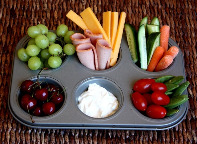 Snack Tray Lunches or Appetizer Trays