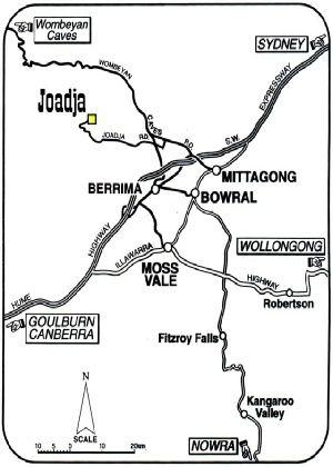 Joadja Creek - NSW