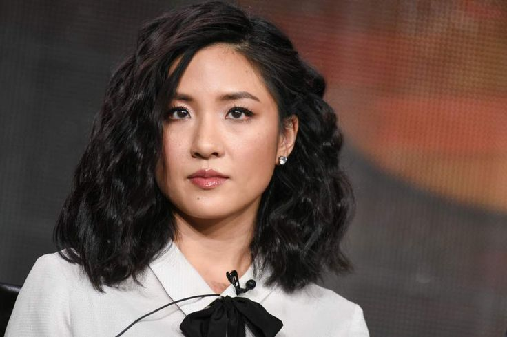 """Constance Wu talks about accents and preserving authenticity. """"We shouldn't be a voice for all Asians. We are such a varied group that there's no one show that can be like, """"This is what Asian America looks like!"""" But we're given that burden because we're so rarely represented. If you see Tina Fey on television, you're not like, """"All white women are like Tina Fey."""" Eddie Huang's words are great, too."""