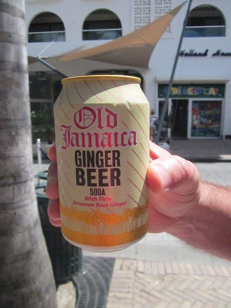 St. Kitts  Old Jamaica Ginger Beer