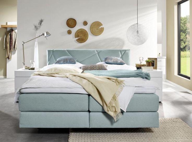 25 besten Boxpringbetten Bilder auf Pinterest Möbel discount - schlafzimmer sofort lieferbar