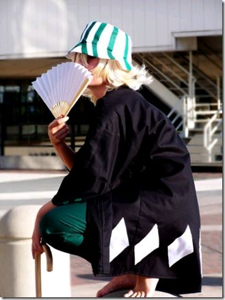 cosplay | Bleach Cosplay | Manga Castle. Kisuke Urahara is the best. ~* Ha ha! People are pinning this! Maybe I will become famous :)