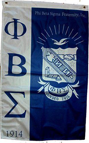 Phi Beta Sigma Flag