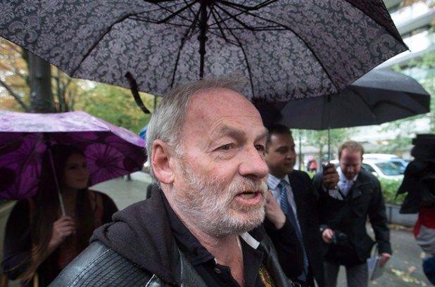 VANCOUVER – Le cas d'un homme qui s'est représenté lui-même en cour et a été emprisonné à tort durant près de 30 ans devrait servir de leçon à tous ceux qui sont accusés de crimes, croit John Hunter, un avocat du gouvernement de la Colombie-Britannique.