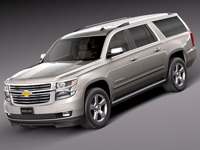 Chevrolet Suburban 2015! Yep this is it! I'll take it!