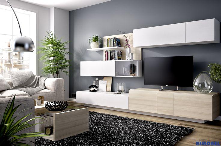 F_78 Salones diseñados para la vida real. http://rimobel.es/index.php/es/rimobel/salones