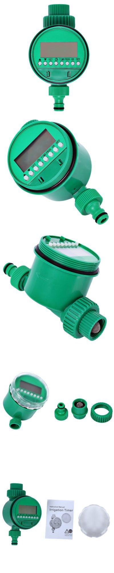 Garden Supplies | Intelligent Sprinkler Control Irrigation Timer $15.67