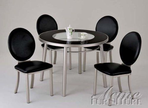 13 Best Furniture  Dining Room Furniture Images On Pinterest Classy Black And Silver Dining Room Set Decorating Inspiration
