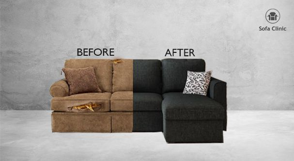 Tired Of Your Same Old Sofa Old Sofa Cleaning Leather Sofas Sofa