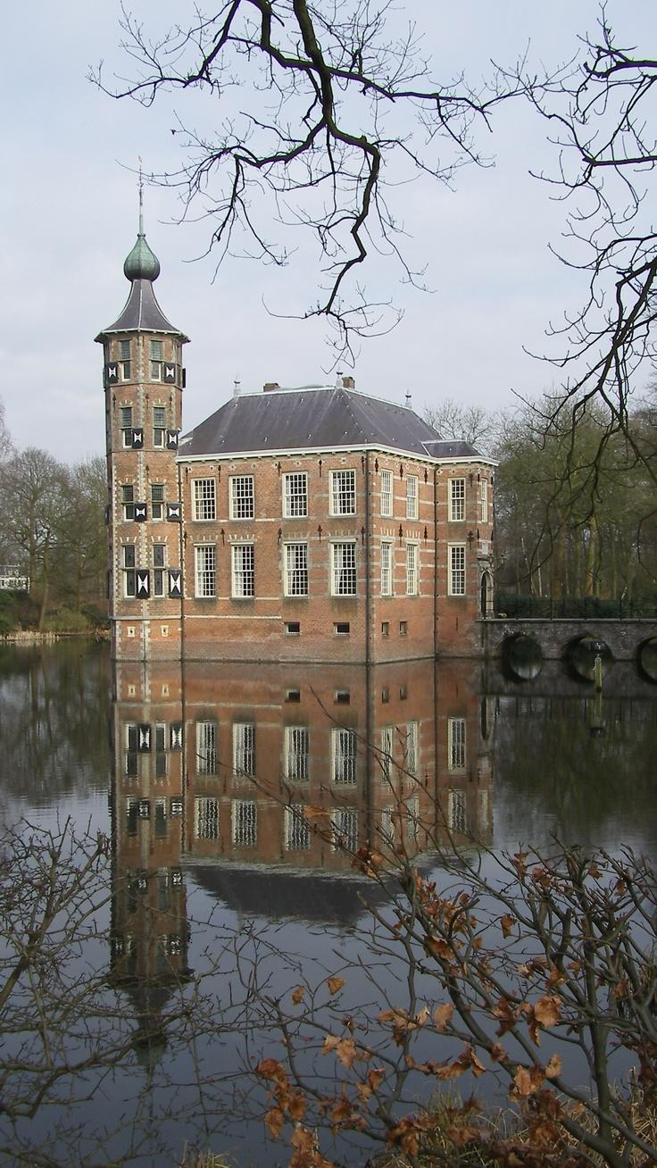 Breda (Noord-Brabant) - Bouvigne Castle / Schloss Bouvigne / Château de Bouvigne