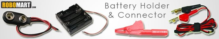 India's largest online selling store for battery holders, battery connectors, etc. at affordable prices.