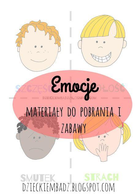 Dzieckiem bądź: Emocje dla dzieci