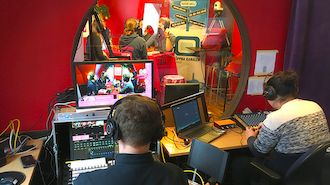 Raise #money for #charity and noble causes using #onlineradio  Here's how student #radio station did it raising over $8,000