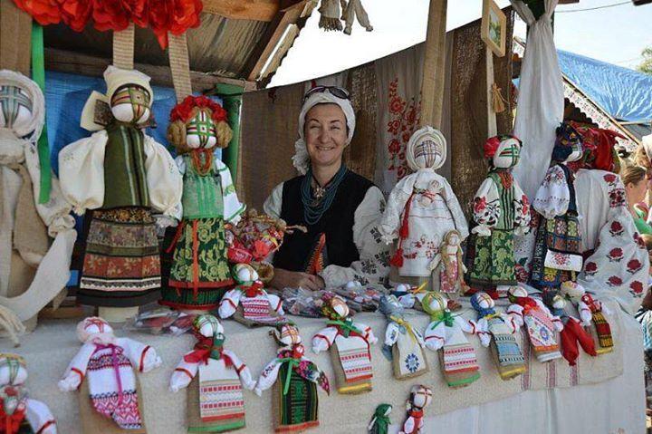Ukraine Dolls