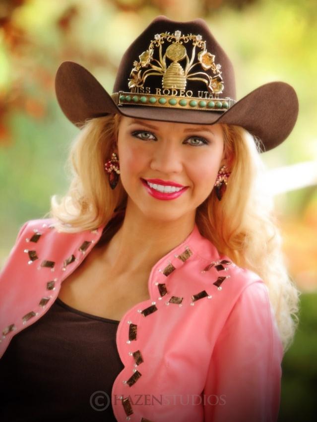 Miss Rodeo Utah, 2011, Martina Wardell.
