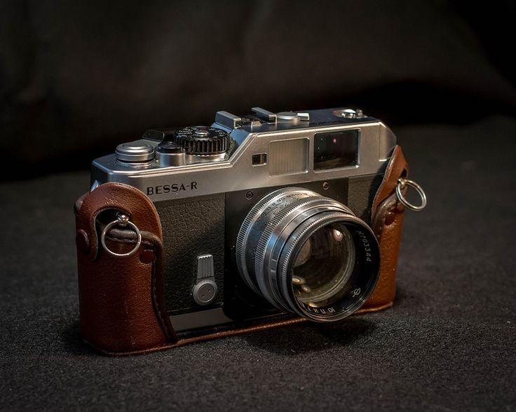 Voigtlander Bessa R 50mm 1.5 Jupiter 3