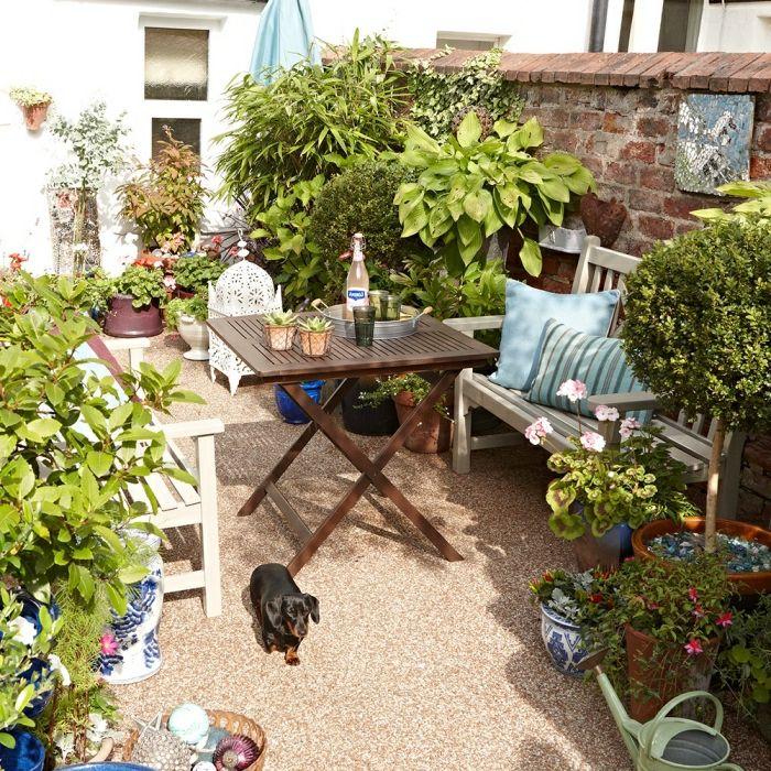 Les 341 meilleures images du tableau terrasse sur pinterest for Amenager une terrasse jardin