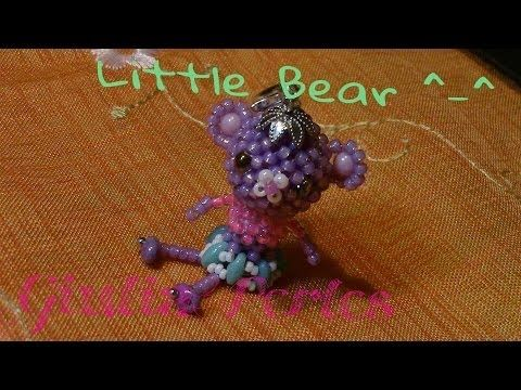 diy tutorial animal beaded 3d abalorios