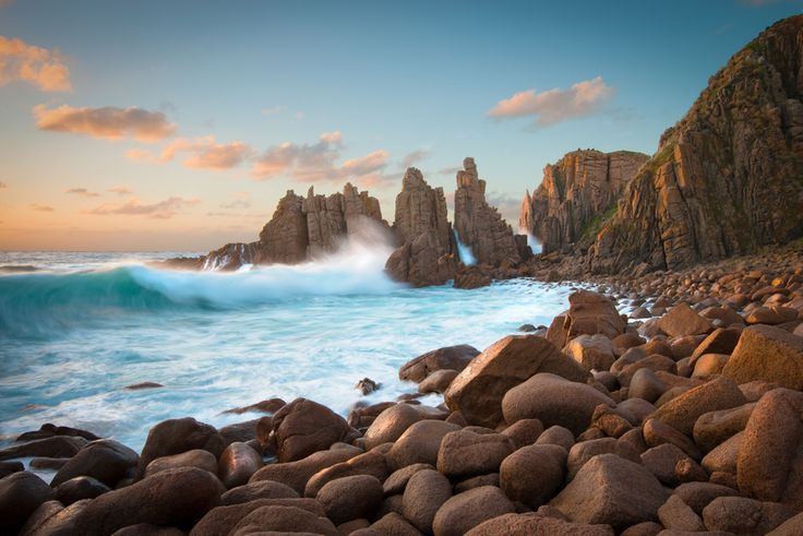 The Pinnacles, Cape Woolamai, Phillip Island, Victoria  by Andrew Sharpe, via 500px