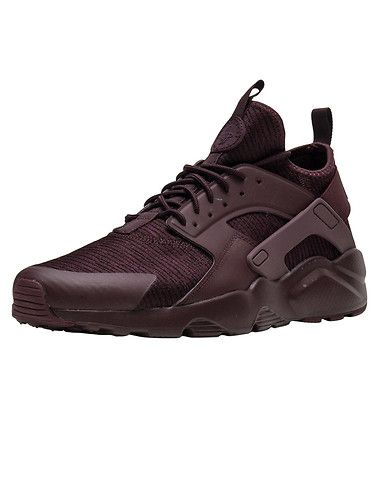 new arrival afb0e 6a135 Authorized Nike retailer. NIKE Air Huarache Ultra SE Men s low top sneaker  Lace closure Air Huarache logo Genuine leather and synthetic upper Rubber  outsole ...
