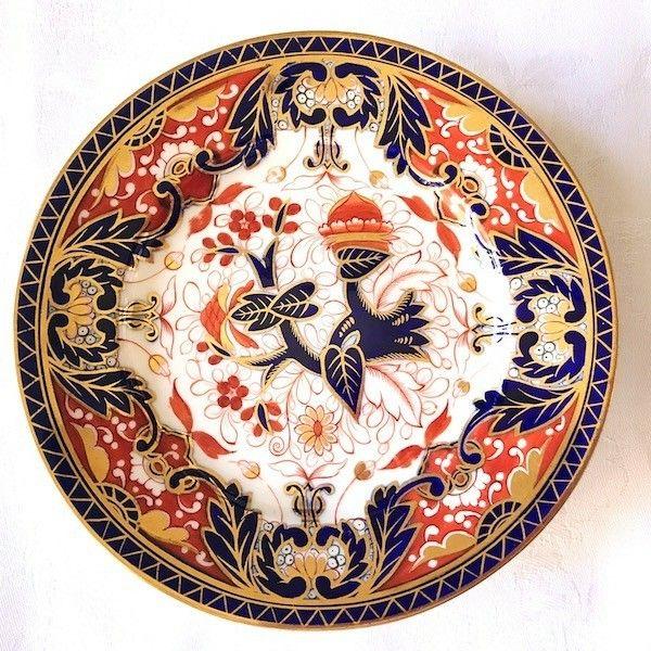 C 1820 1850 Royal Crown Derby Japanese Ceramics Imari Royal Crown Derby