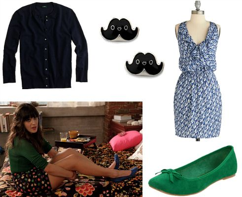 New Girl Inspired Outfit 3