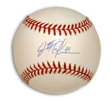 John Rocker Autographed MLB Baseball: Enjoy this autographed baseball featuring MLB player… #SportingGoods #SportsJerseys #SportsEquipment