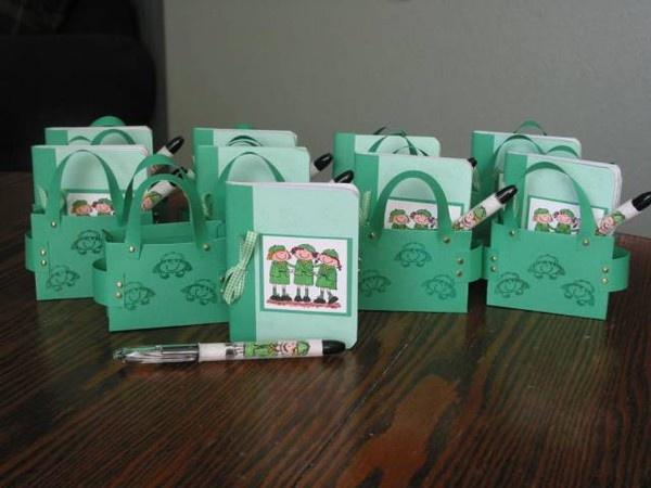 girl scouts craft-fair-ideas