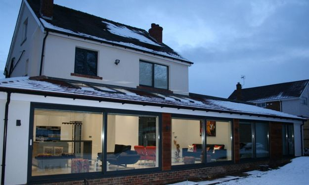 wraparound extension photos pic 1