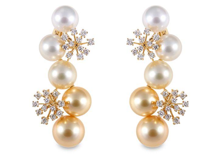 Yoko London for V&A Pearls exhibit