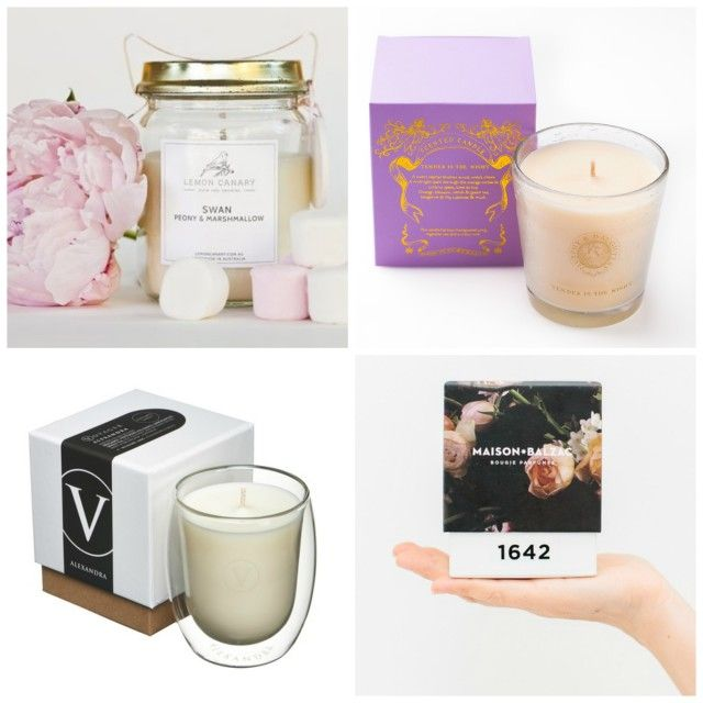 Gift guide: Four extra special Aussie candles