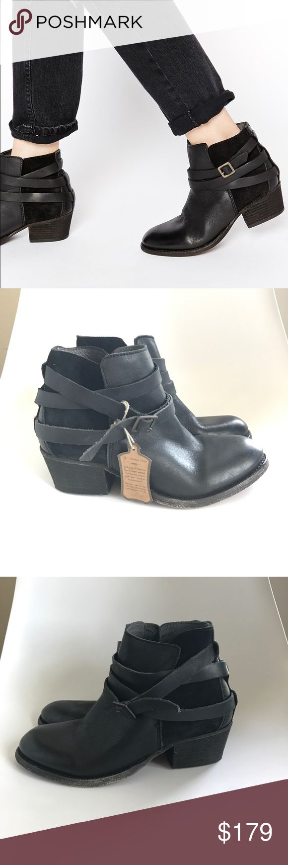 """H by Hudson Real Leather Horrigan Ankle Boots H by Hudson Real Leather """"Horrigan"""" Leather Boots in Size US6/ EU36. Brand new, never used and in an excellent condition. These boots are super famous among bloggers and are shown on many social media platforms. Handcrafted and made in Portugal. No trade, sorry! H By Hudson Shoes Ankle Boots & Booties"""