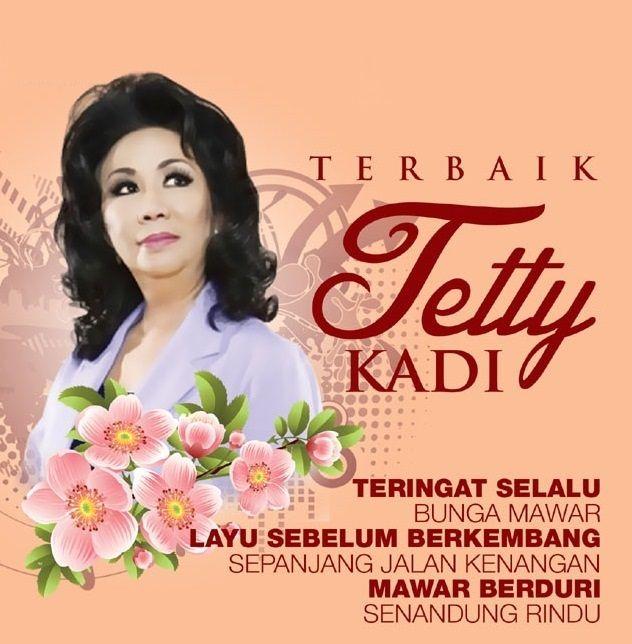 Lirik Lagu Dan Chord  Sepanjang Jalan Kenangan - Tetty Kadi