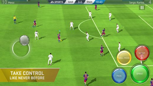 Download FIFA 16 Ultimate Team 3.2 IPA For iOS