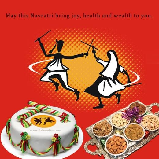 May this Navratri bring joy, health and wealth to you.http://www.daleseden.com/UserPages/mainPage.aspx/Sweets?id=27