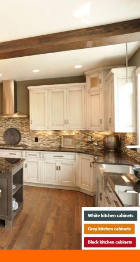 Kitchen Cabinets Painted Diy And Islands Nebraska Furniture Mart