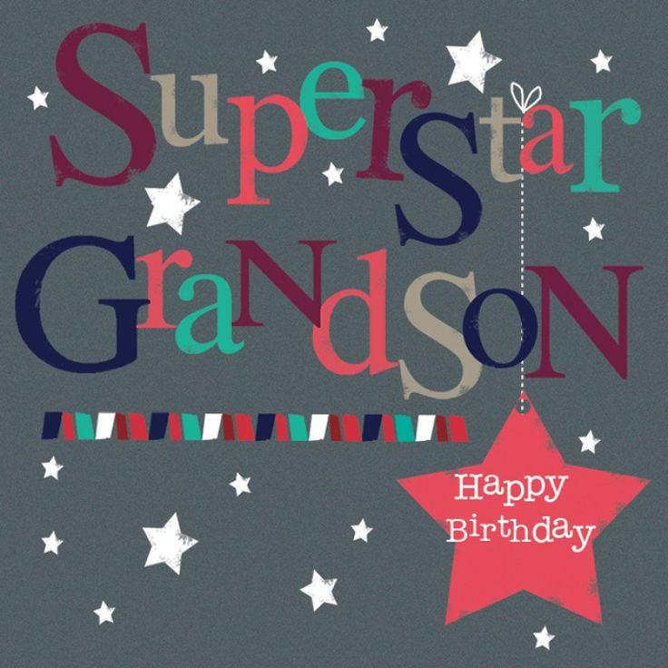 Birthday grandson happy birthday grandson funny happy