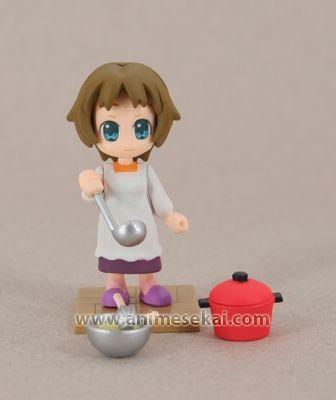Petit EVA Gurashi Genesis:03 Evangelion@School - Yui Ikari Figure