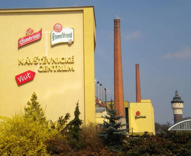 Fábrica de la cerveza Pilsner Urquell, Pilsen