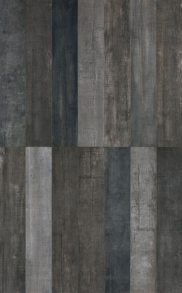 Taiga Vinter Wood Porcelain -  Italians, historically the masters of stone, have turned to advanced ink jet glazing processes creating porcelain than not only looks like real stone, wood or quartzite, but also feels like it!